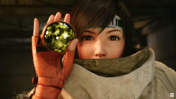 Final Fantasy VII Remake Intergrade: Frische Details zu Yuffies Episode