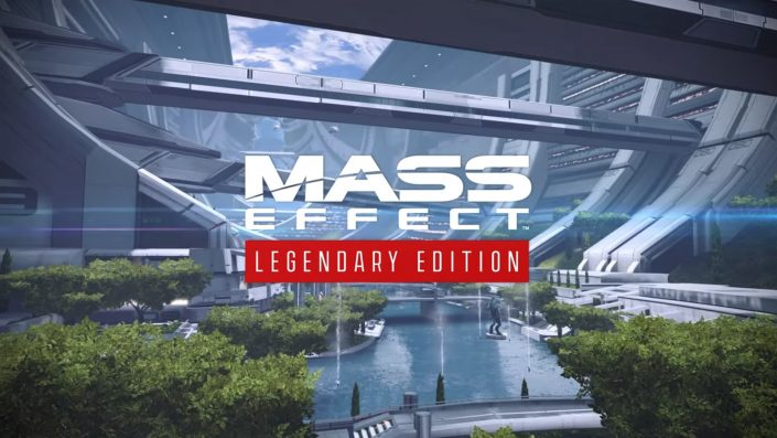 Mass Effect Legendary Edition: Keine PS5- und Xbox Series X-Upgrades zum Launch