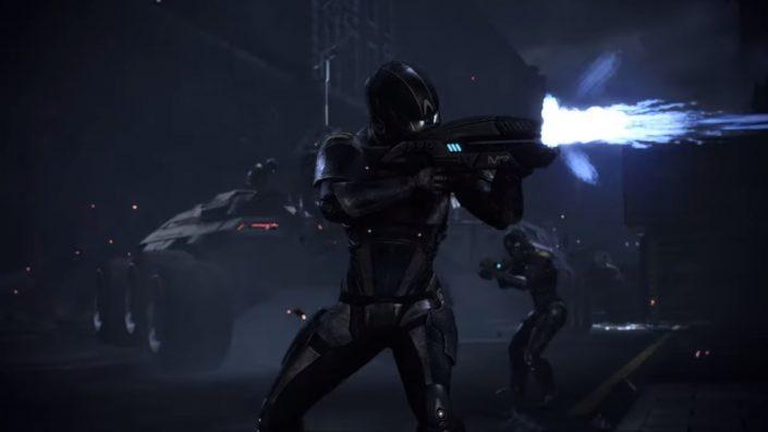 Mass Effect Legendary Edition: Änderungen an den Boss-Fights