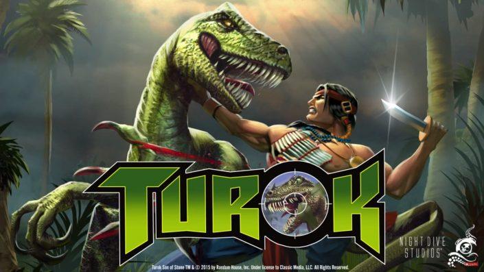 Turok 1&2: Klassiker nehmen morgen Kurs auf die PS4