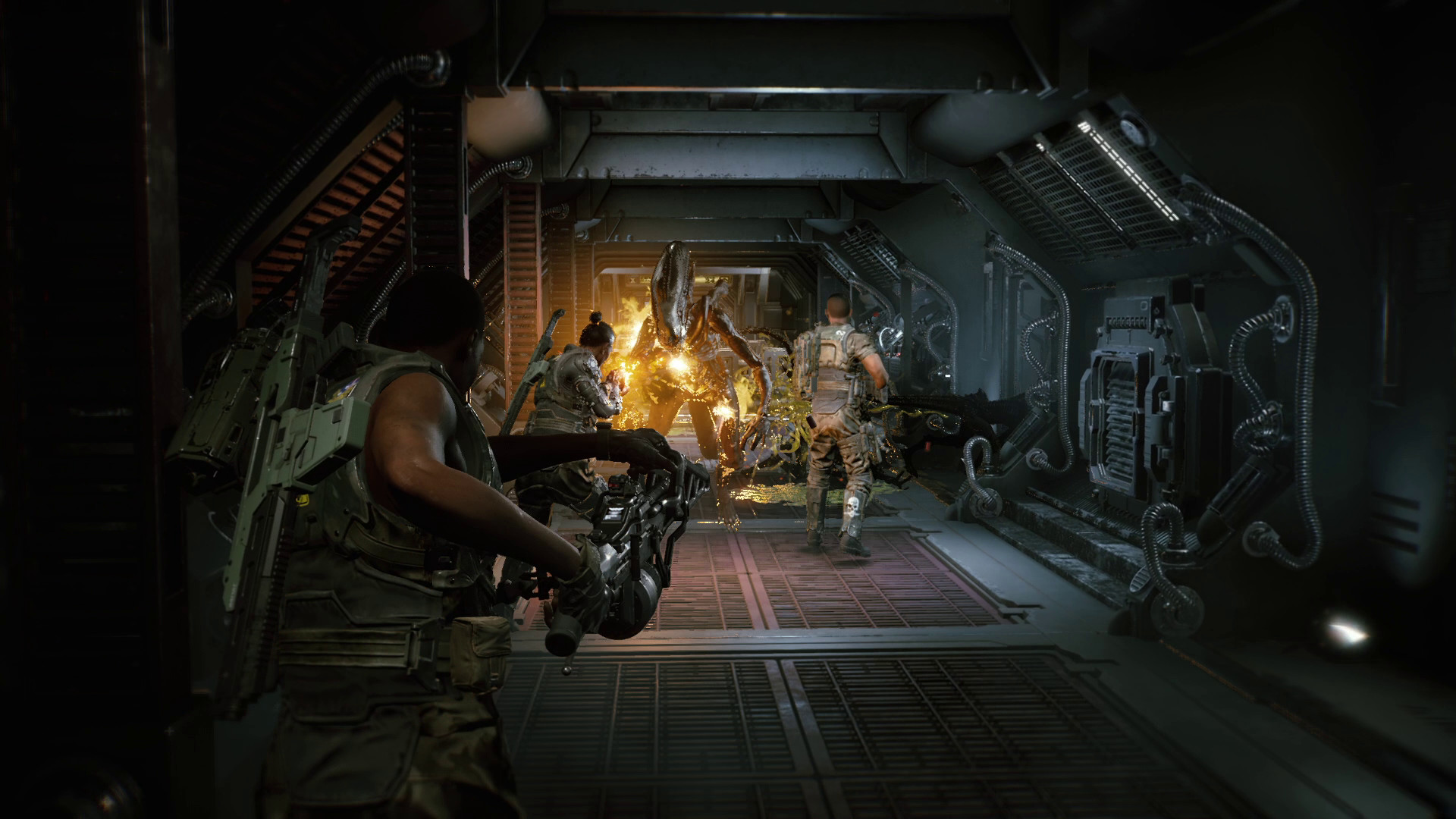 Aliens Fireteam 07