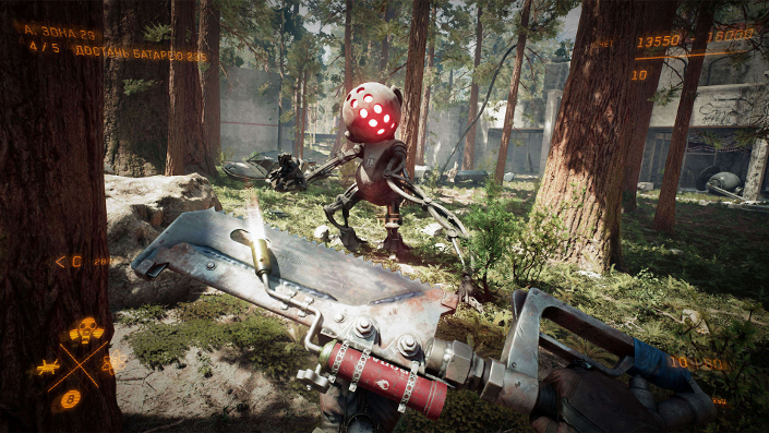 Atomic Heart: 22 Minuten Gameplay aus der BioShock-Alternative