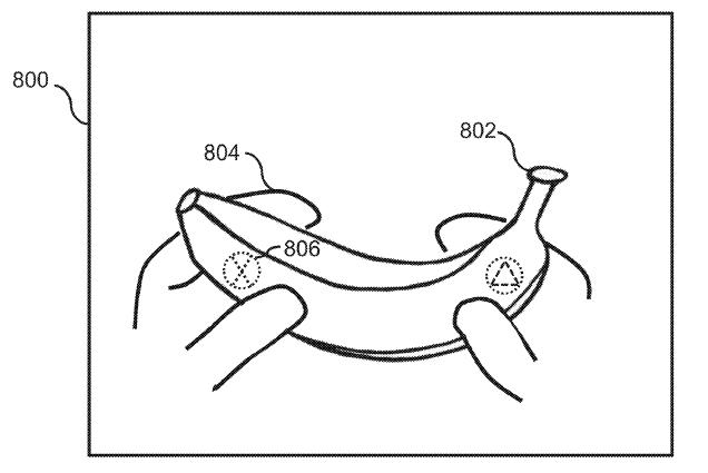 Banane PSVR Patent