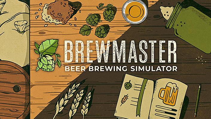 Brewmaster: Bierbrau-Simulator mit Trailer angekündigt