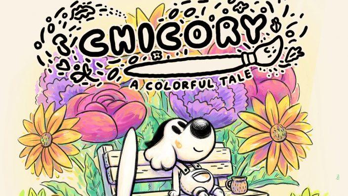 Chicory – A Colorful Tale: Das farbenfrohe Adventure im neuen Trailer präsentiert