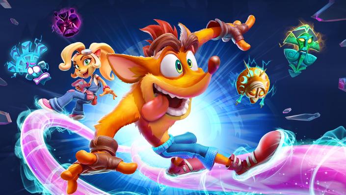 Crash Bandicoot Wumpa League: Eine Neuankündigung zum 25. Jubiläum?