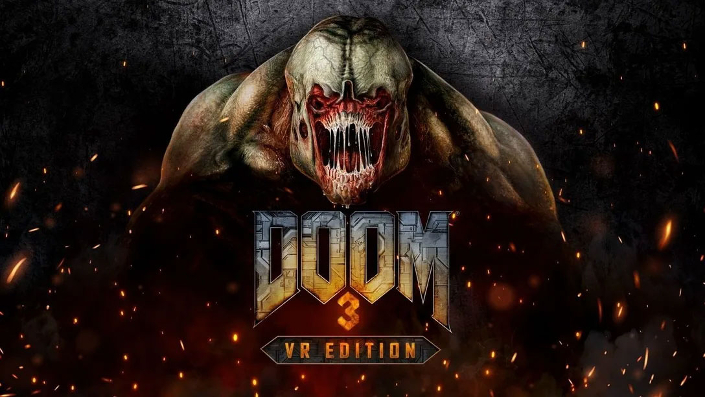 Doom 3: Die VR-Version des Shooters im Launch-Trailer präsentiert