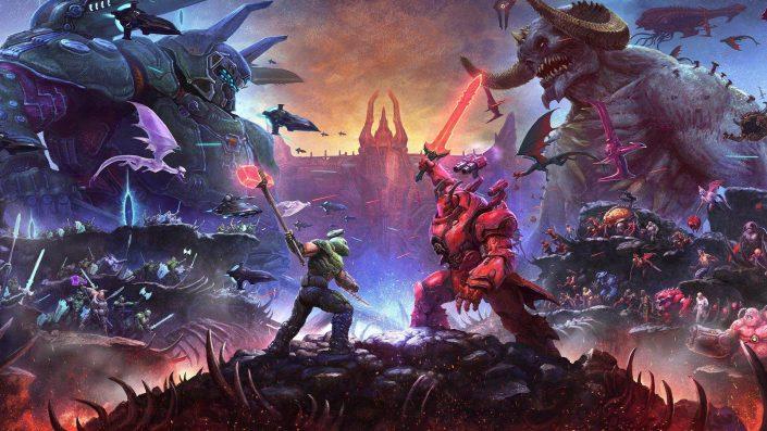 Doom Eternal: Trailer und Termin zum DLC The Ancient Gods Part Two