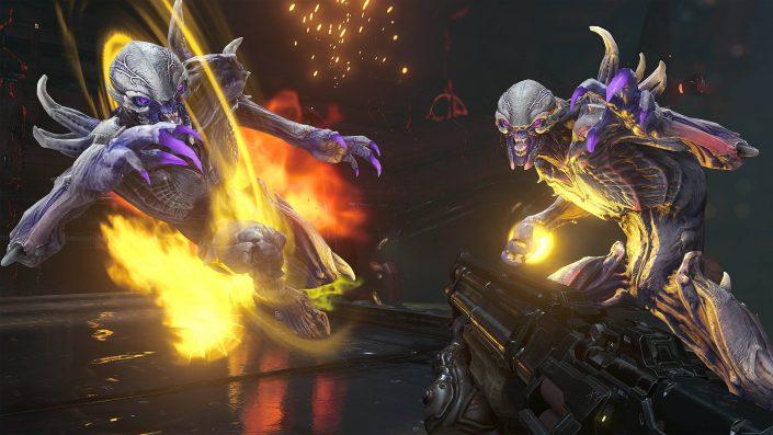 "Doom Eternal: Teaser-Trailer zu ""The Ancient Gods Part 2"" erscheint in Kürze"