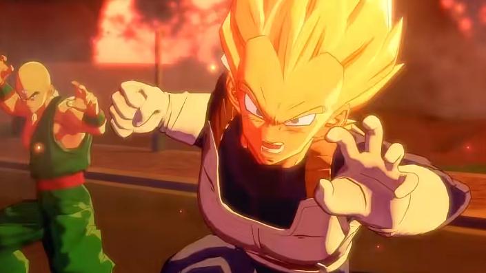 Dragon Ball Z Kakarot: Neue Screenshots zum Trunks-DLC veröffentlicht
