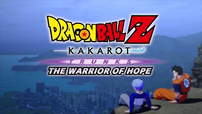 Dragon Ball Z Kakarot: 3. Story-DLC über Trunks mit Trailer angekündigt