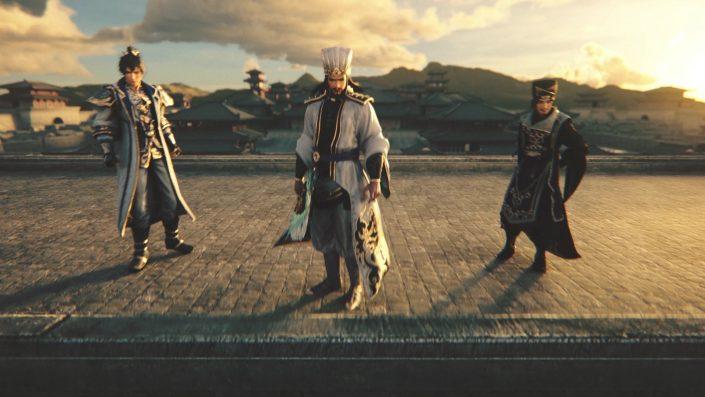 Dynasty Warriors 9 Empires: Das Spin-off zeigt sich im ersten Trailer