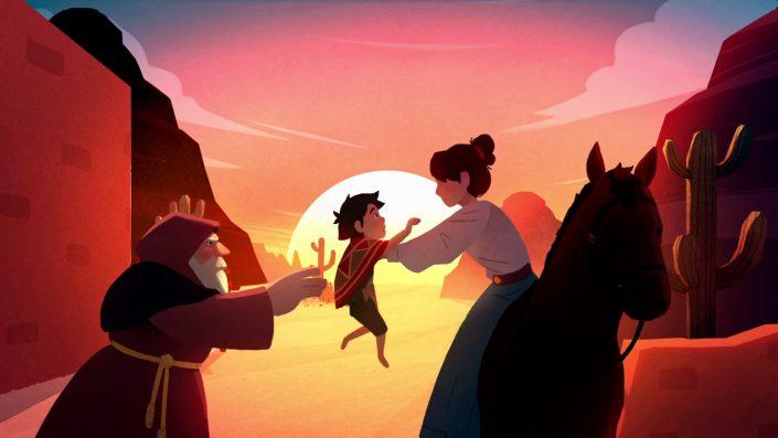 El Hijo – A Wild West Tale: Trailer und Termin für PS4