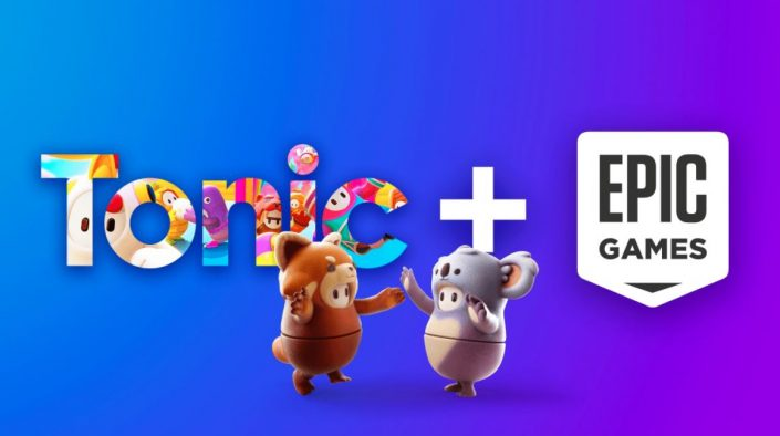 Epic Games: Kauft Tonic Games Group samt Fall Guys-Entwickler