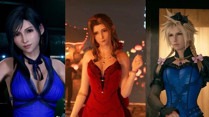Final Fantasy VII Remake: Fundorte aller 9 Kleider – Guides, Tipps