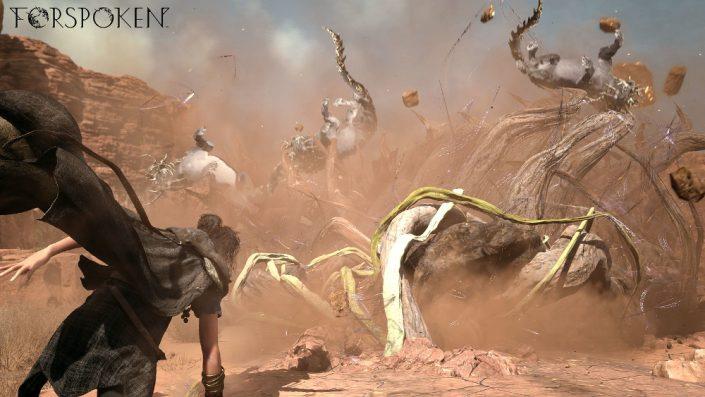 Forspoken: Neuer Trailer führt in die Geschichte des neuesten Square Enix-Epos ein