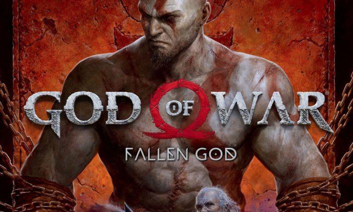 God of War Fallen God: Comic ab sofort bei Amazon erhältlich