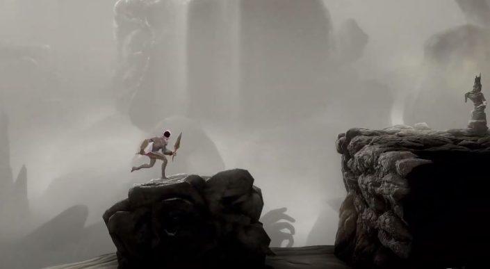 Grime: Gameplay aus dem Soulslike-Metroidvania