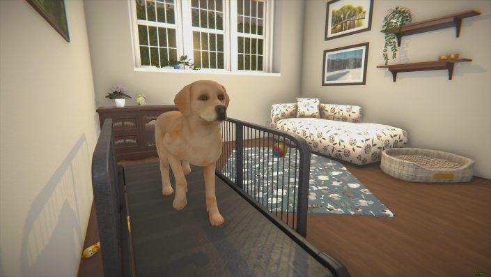 House Flipper: Pets-DLC mit Trailer und Details angekündigt