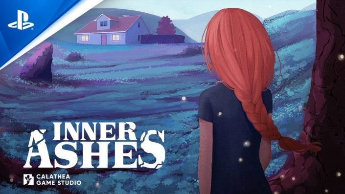 Inner Ashes: Die emotionale Narrativ-Erfahrung im Story-Trailer präsentiert