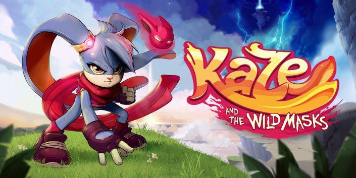 Kaze and the Wild Masks: 2D-Plattformer mit Launch-Trailer für PS4 veröffentlicht