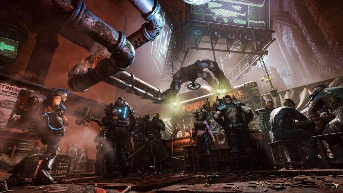 Necromunda Hired Gun: Neuer Shooter im Warhammer 40K-Universum angekündigt