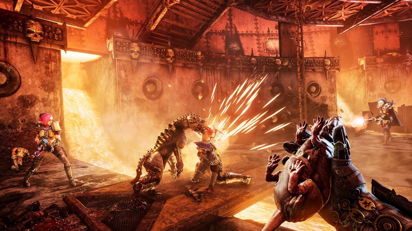 Necromunda Hired Gun Screenshot 5