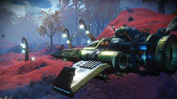 No Man's Sky: Expeditions ab heute für PS4 und PS5