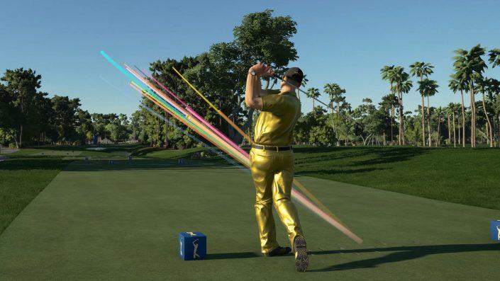 PGA Tour 2K21: Divot Derby für 20 Spieler veröffentlicht