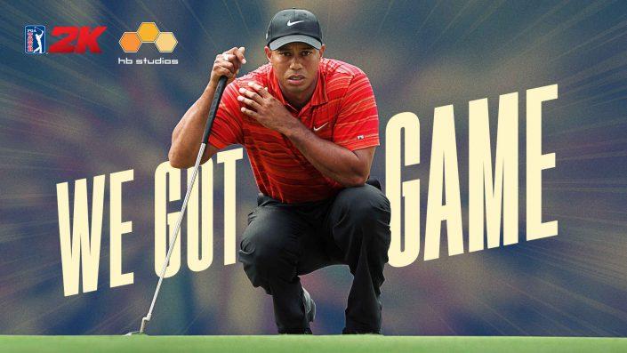 2K Sports: Exklusiver Vertrag mit Tiger Woods und Kauf des PGA Tour 2K21-Studios