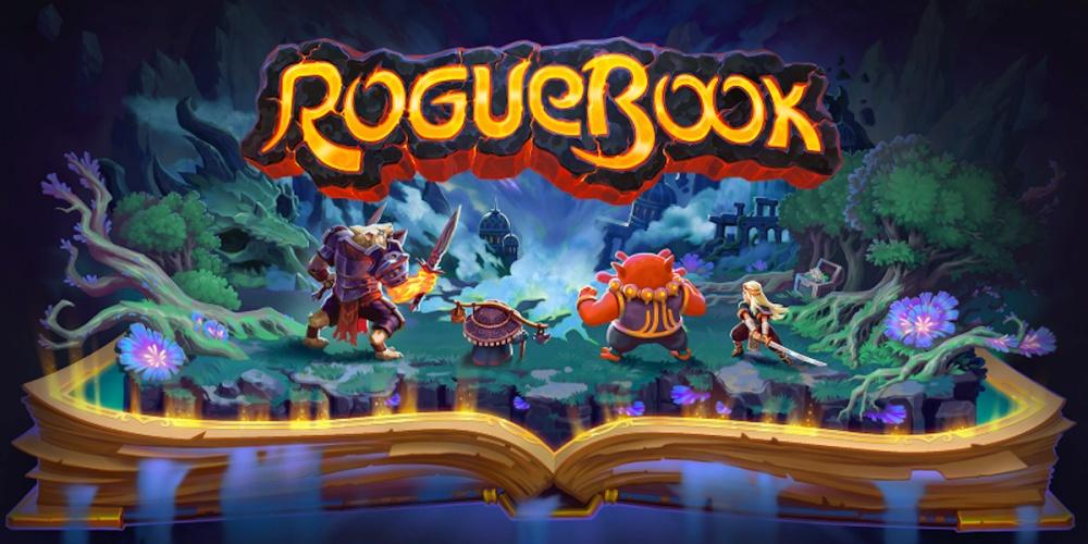 Roguebook Teaser