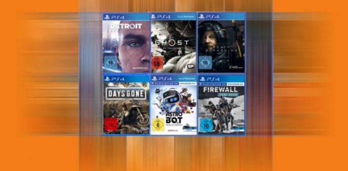 PS5 & PS4: PlayStation-Osteraktion bei Saturn