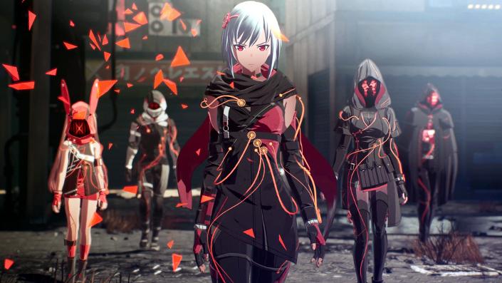 Scarlet Nexus: Neues Gameplay mit Yuito und Kasane