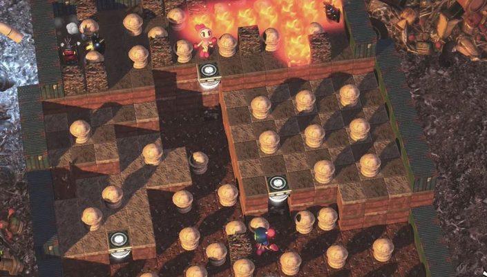 Super Bomberman R Online: Free-to-play-Titel erscheint für PS4