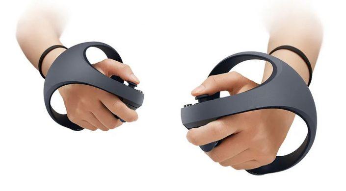PS5: PSVR 2.0-Controller mit Fingererkennung – Details und Bilder