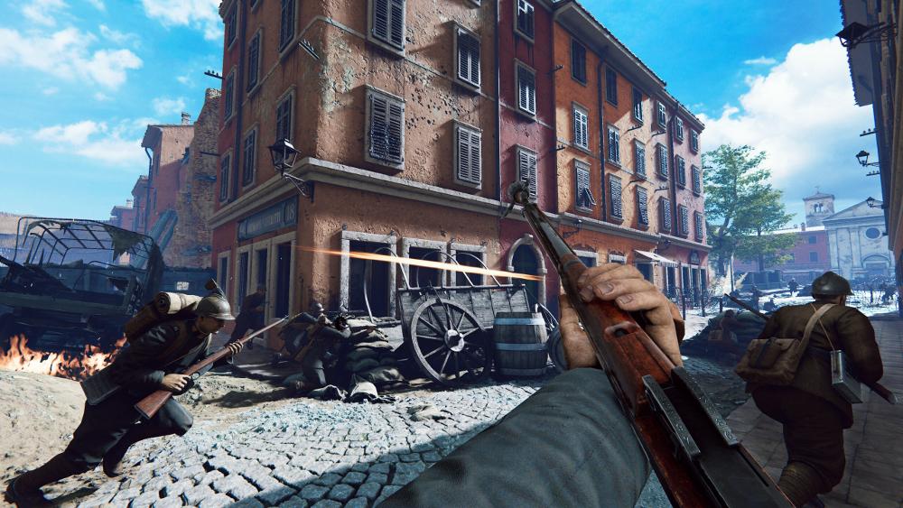 WWI Isonzo 03