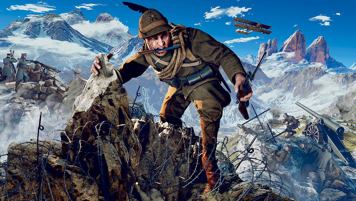 WWI Isonzo – Beitragsbild