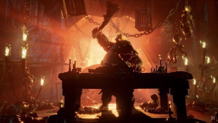Dungeons & Dragons Dark Alliance: Gameplay-Video zeigt komplette Mission