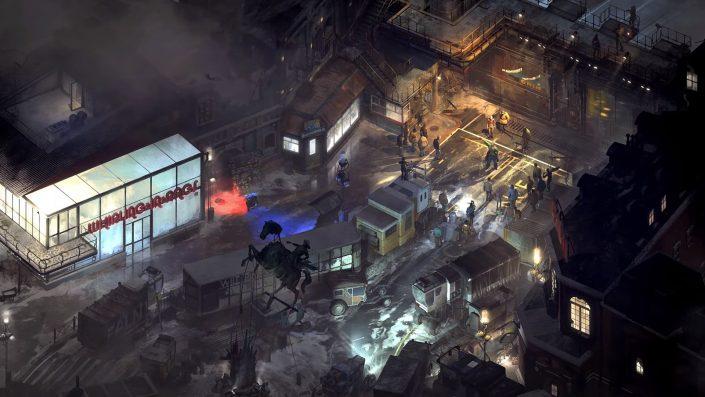 Disco Elysium: Die PS5-Version im kommentierten Gameplay-Video vorgestellt