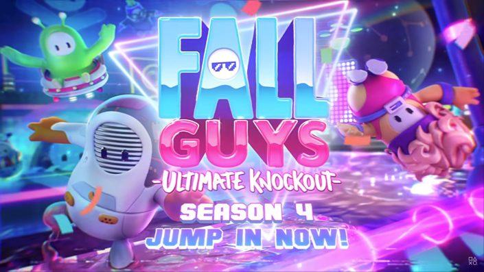 Fall Guys: Launch-Trailer zu Season 4 – die neuen Level & Funktionen vorgestellt