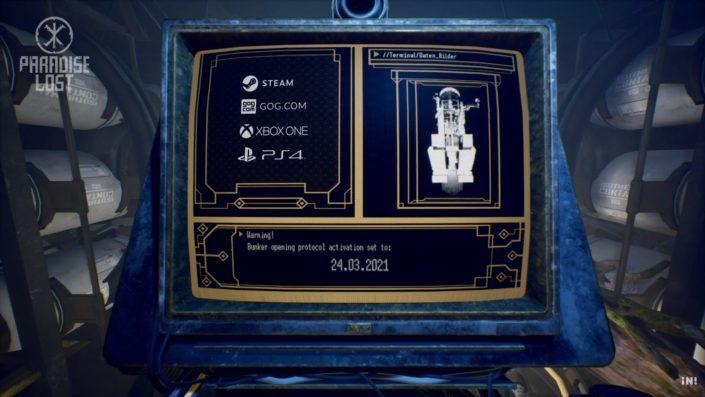 Paradise Lost: Story-Adventure erscheint diesen Monat für PS4 – 13 Minuten Gameplay