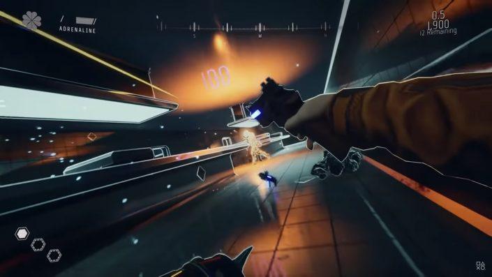 Severed Steel: Ego-Shooter mit Bullet-Time-Effekten für PS4 angekündigt