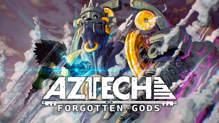 Aztech Forgotten Gods: Action-Adventure mit Trailer für PS5 und weitere Systeme bestätigt