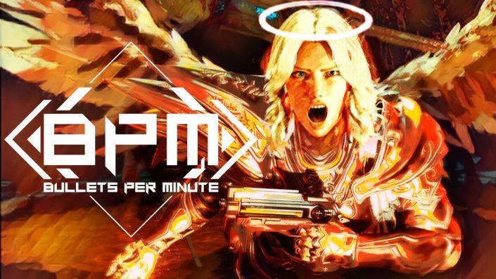 BPM Bullets Per Minute: Rhythmischer Shooter mit einem Trailer für die Konsolen angekündigt