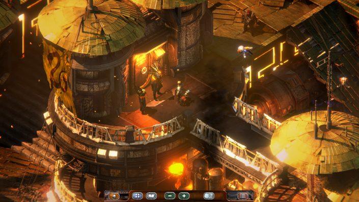 Beautiful Desolation: Das isometrische Sci-fi-Adventure hat einen Termin erhalten – Neuer Trailer