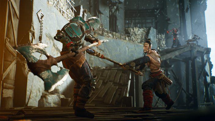 Blood of Heroes: Brutaler Multiplayer-Action-Titel mit einem ersten Trailer angekündigt