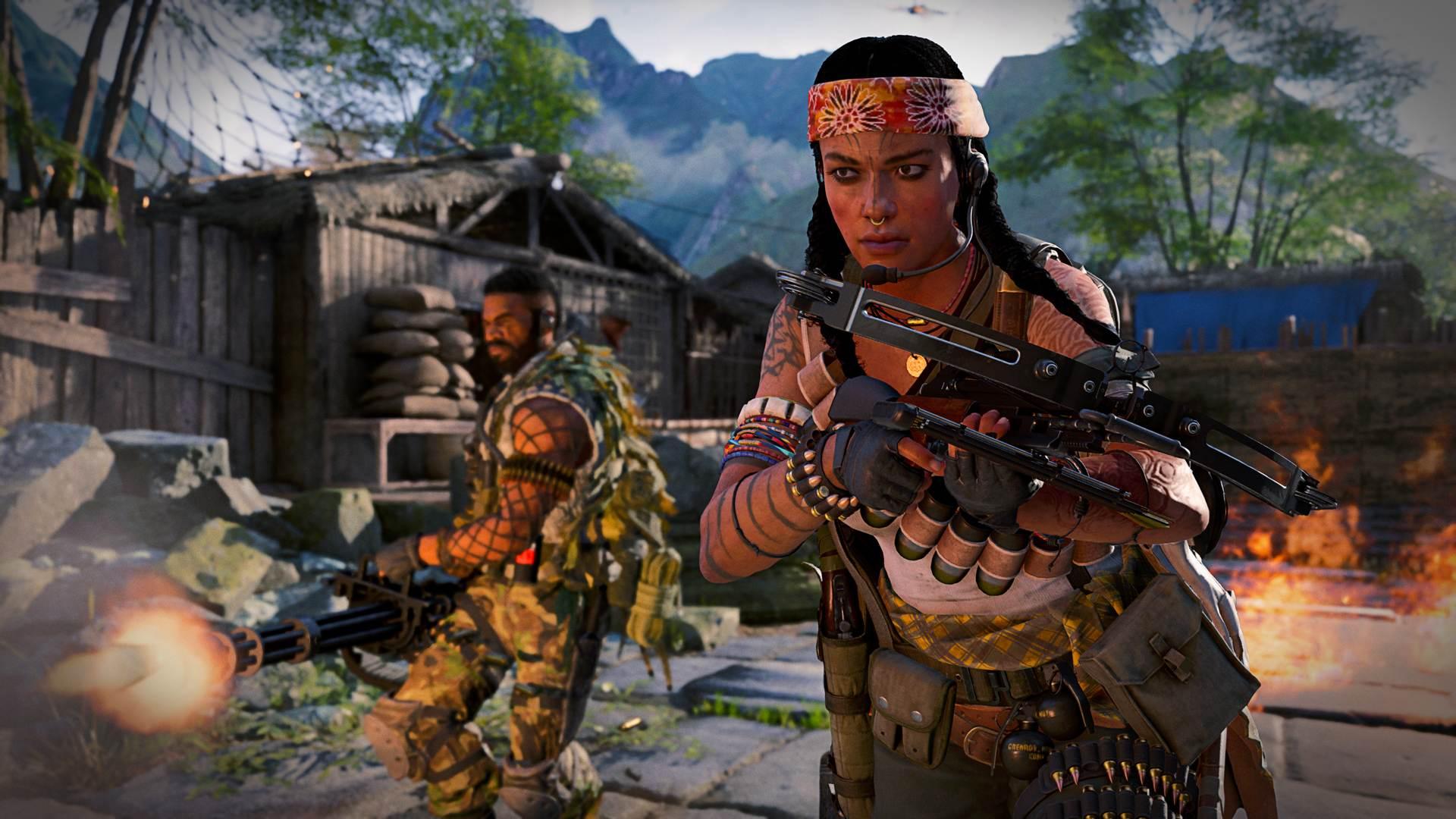 Call of Duty Black Ops Cold War – Bild 1