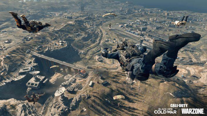 Call of Duty Warzone: Eine deutlich größere Map mit WW2-Setting – Gerücht