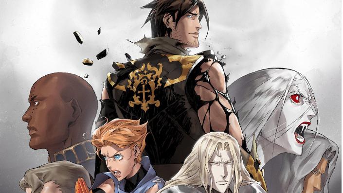 Castlevania: Neue Animationsserie offiziell angekündigt