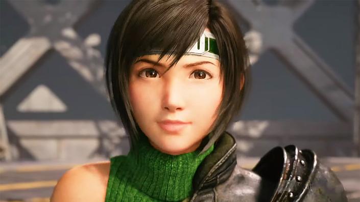 Final Fantasy VII Remake Intergrade: Yuffie-Episode in Form eines DLC-Codes enthalten